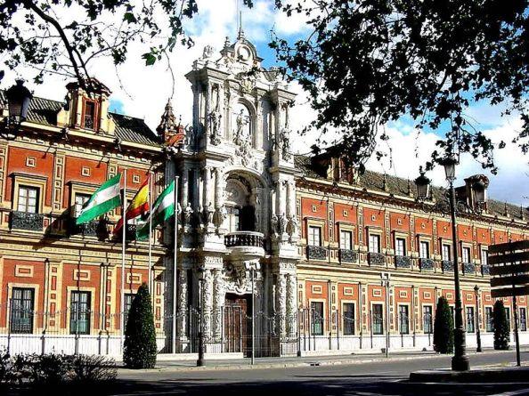 Andalucía - Sevilla - Palacio de San Telmo 00