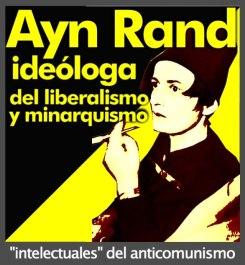Los colores amarillo y negro son los emblemáticos de los neoliberales y los an.cap