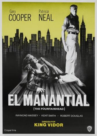 el-manantial-the-fountainhead-gary-cooper-patricia-neal-cartel-king-vidor-1949-ayn-rand-individualismo-colectivo-criterio-arquitecto-howard-roark-wb-big-size-gran-tamac3b1o