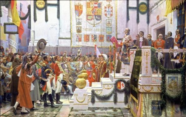 proclamacion_Constitucion1812